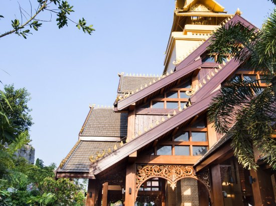 Crowne Plaza Resort Xishuangbanna Parkview  大堂景